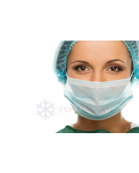 WORKSafe® DISPOSABLE 3-PLY MEDICAL MASK