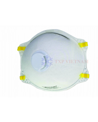 WORKSafe® 400WSRM511N95 PARTICULATE RESPIRATOR WITH EXHALATION VALVE