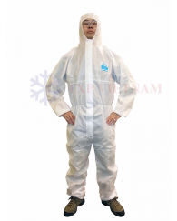 Áo bảo hộ chống nhiễm khuẩn WORKSafe® CHEMPRO 1500 LIMITED WEAR LIFE HOODED COVERALLS