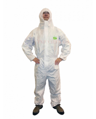Áo bảo hộ chống nhiễm khuẩn WORKSafe® CHEMPRO 2000 LIMITED WEAR LIFE HOODED COVERALLS